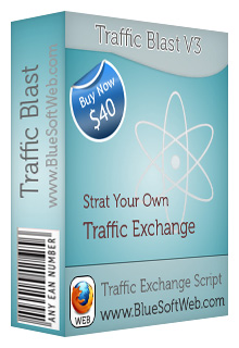 Traffic Blast automated Traffic Exchange.